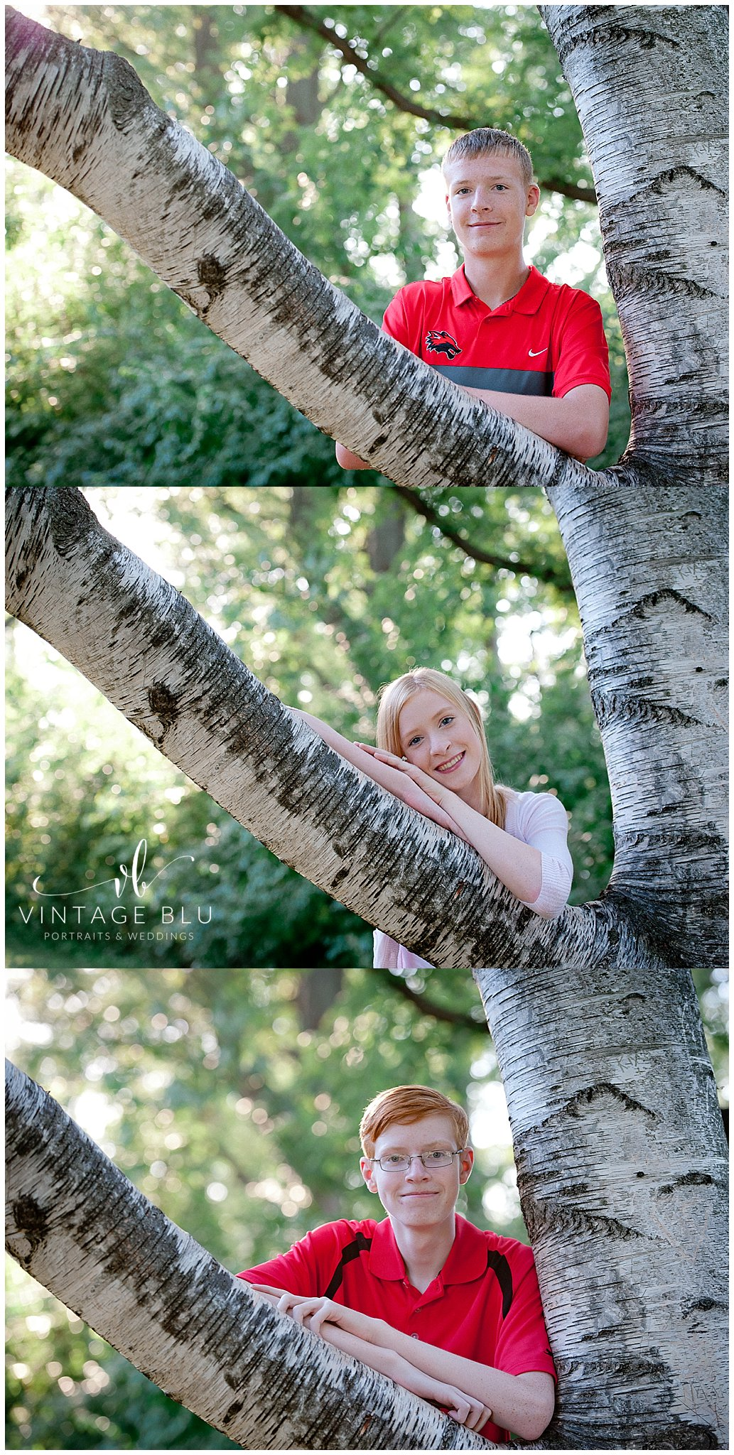 Hudson Park Portrait session -Bateman Family