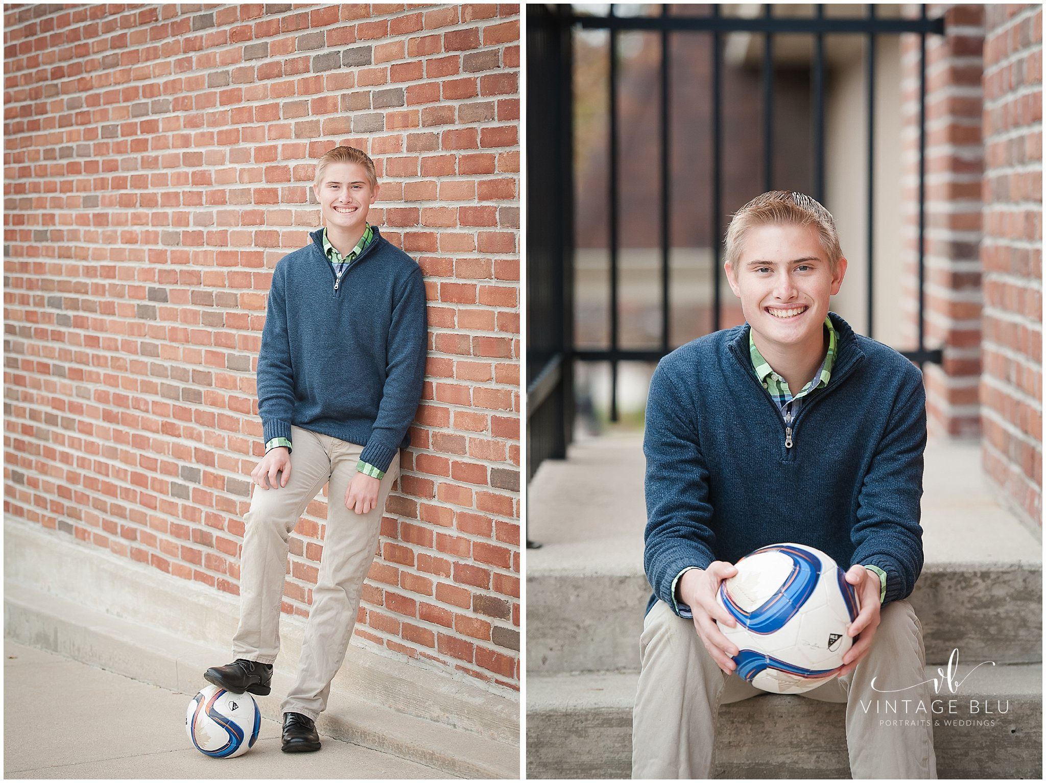 Hudson Park Oswego Senior session
